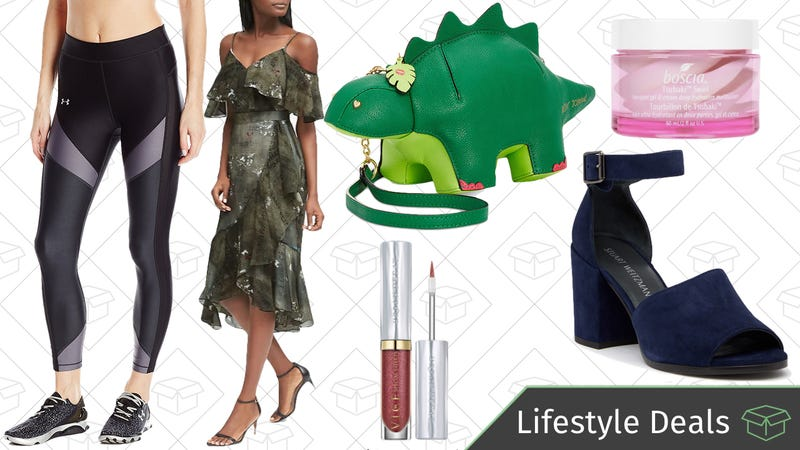 Illustration for article titled Thursday's Best Lifestyle Deals: Under Armour, Sephora, ThinkGeek, Stuart Weitzman, and More