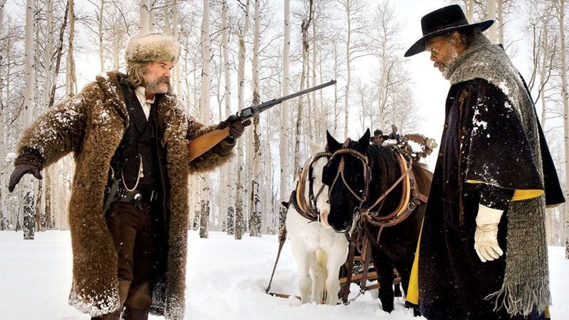 Illustration for article titled Group behind Hateful Eight leak apologizes, thanks Quentin Tarantino