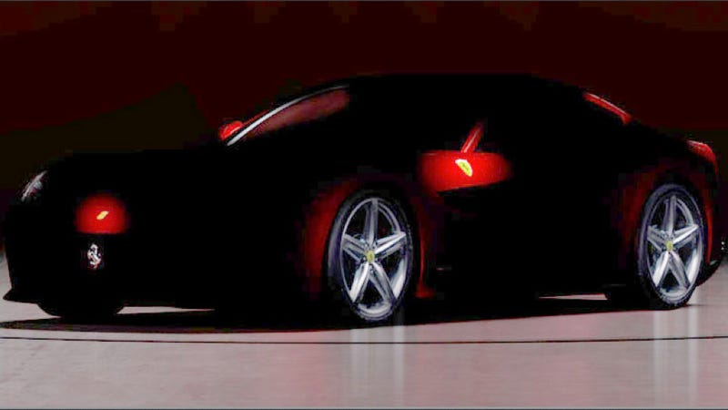 """Illustration for article titled The Ferrari 620 GT Will Be The """"Most Powerful Ferrari Ever"""""""