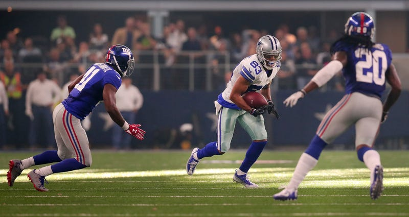 Illustration for article titled Terrance Williams Said He Knew What He Was Doing, He Just Shouldn't Have Done it