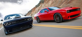 Illustration for article titled You Can Lease A Challenger Hellcat Because Dodge Has Gone Insane