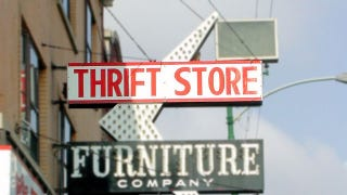 Illustration for article titled Shop Thrift Stores in the Spring for the Best Selection and Deals