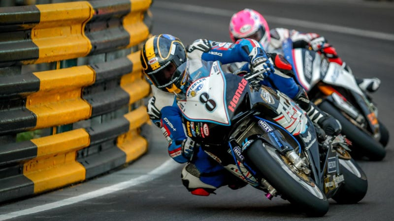 British rider Hegarty killed in Macau Motorcycle GP crash
