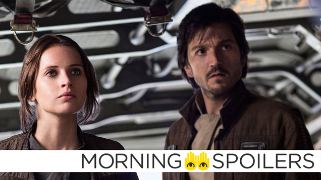 The Cassian Andor Star Wars Show Will Start Filming This Year