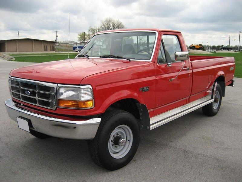 93 95 Ford Lightning For Sale