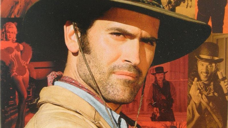 Illustration for article titled The Adventures Of Brisco County, Jr. is a triumph of modest charms