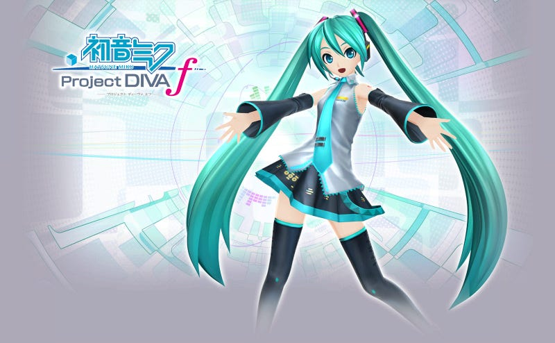 Illustration for article titled [off-site review] Project Diva f!