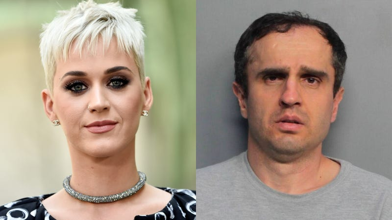 A Fan of Katy Perry's Has Been Arrested for Allegedly Stalking Her