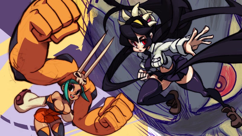 Illustration for article titled Skullgirls Changes Name, Will Be Re-Listed on Consoles Next Year