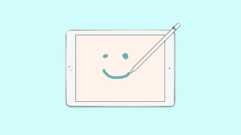 Illustration for article titled Apple Finally Talked Me Into Buying an iPad
