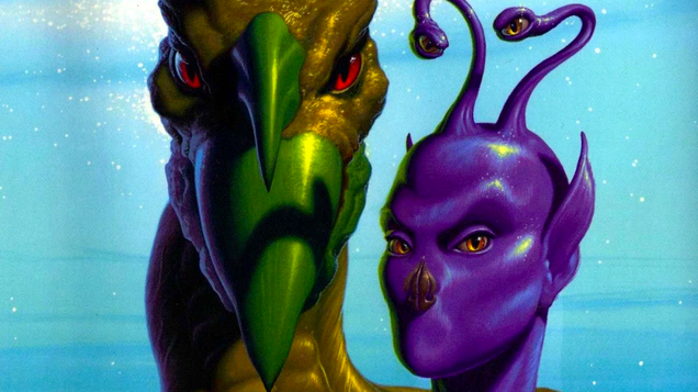 The Hork-Bajir Chronicles Was One of Animorphs  Most Powerful Books