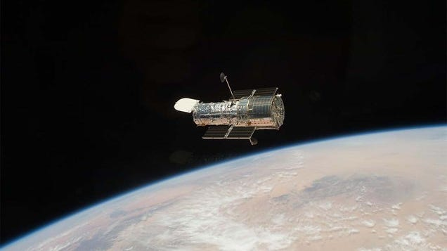 NASA Identifies 'Possible Cause' of Hubble Glitch