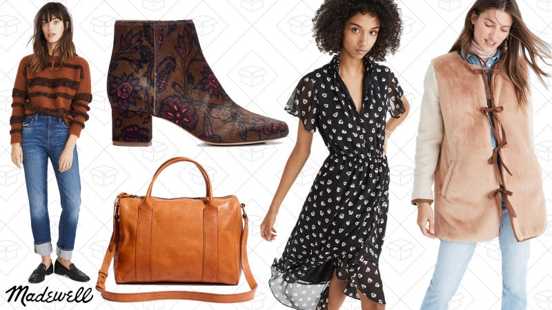 30% off sitewide | Madewell | Use code LATEBIRD