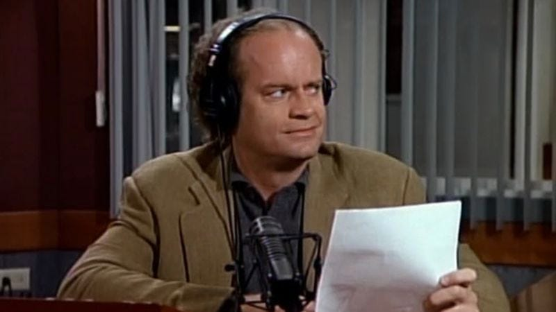 Kelsey Grammer to battle giant killer spiders, what is a boy to do