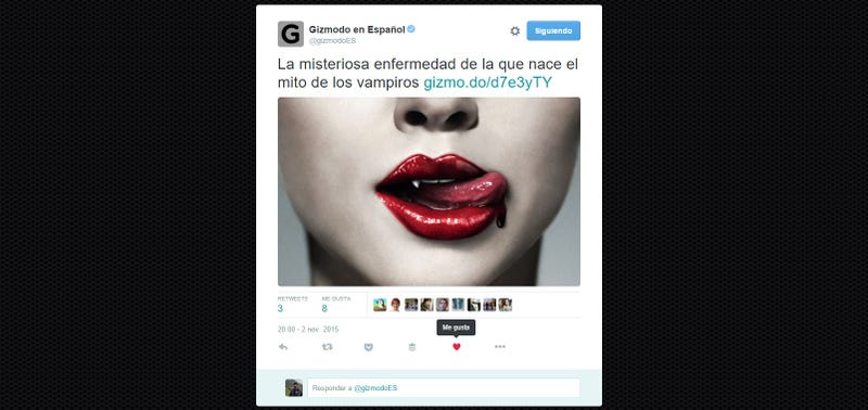 """Twitter reemplaza las estrellas para marcar mensajes como """"favoritos"""" por corazones"""