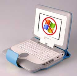 Illustration for article titled Nigeria Settles on Mandriva Linux, Not Windows, for its Classmate PCs