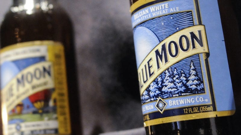 Illustration for article titled Some Dude Is Suing Over Whether Blue Moon Is a 'Craft Beer'