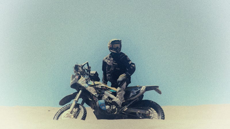 Illustration for article titled These Gorgeous Photos Of The Dakar Rally Were Taken This Year