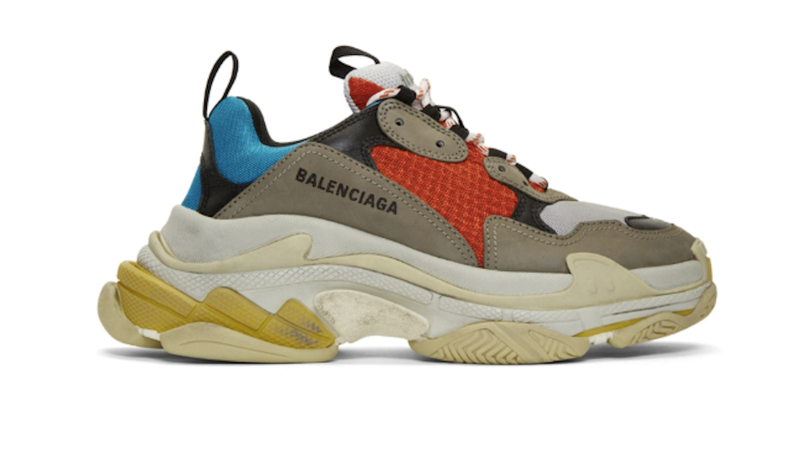 new style 8f33b 82045 Demna Gvasalia Made Dad Shoes Because He Hates Small Feet