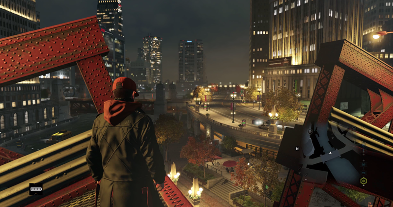watch dogs no uplay crack only v2.0-3dminstmanks