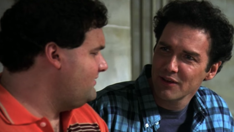 Norm Macdonald shares some pages from his Dirty Work sequel