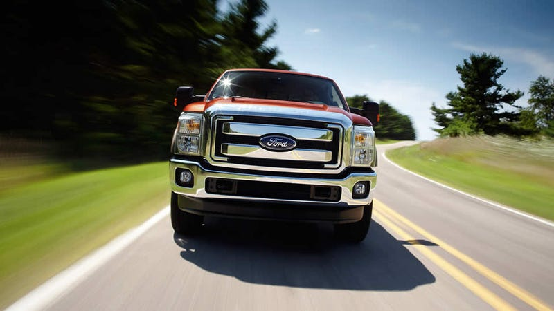 Illustration for article titled Seems I'm not the only one who thinks pickup grilles are ridiculous