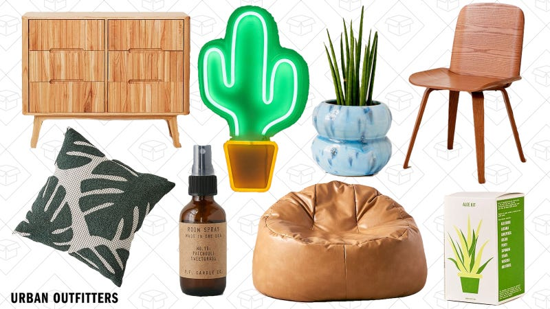 Up to 40% off home goods | Urban Outfitters13% off all orders | Urban Outfitters