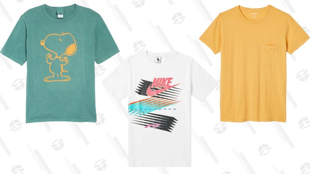 The Guy's Guide to T-Shirts That Aren't Plain and/or Terrible