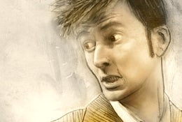 Illustration for article titled Ben Templesmith Does Doctor Who
