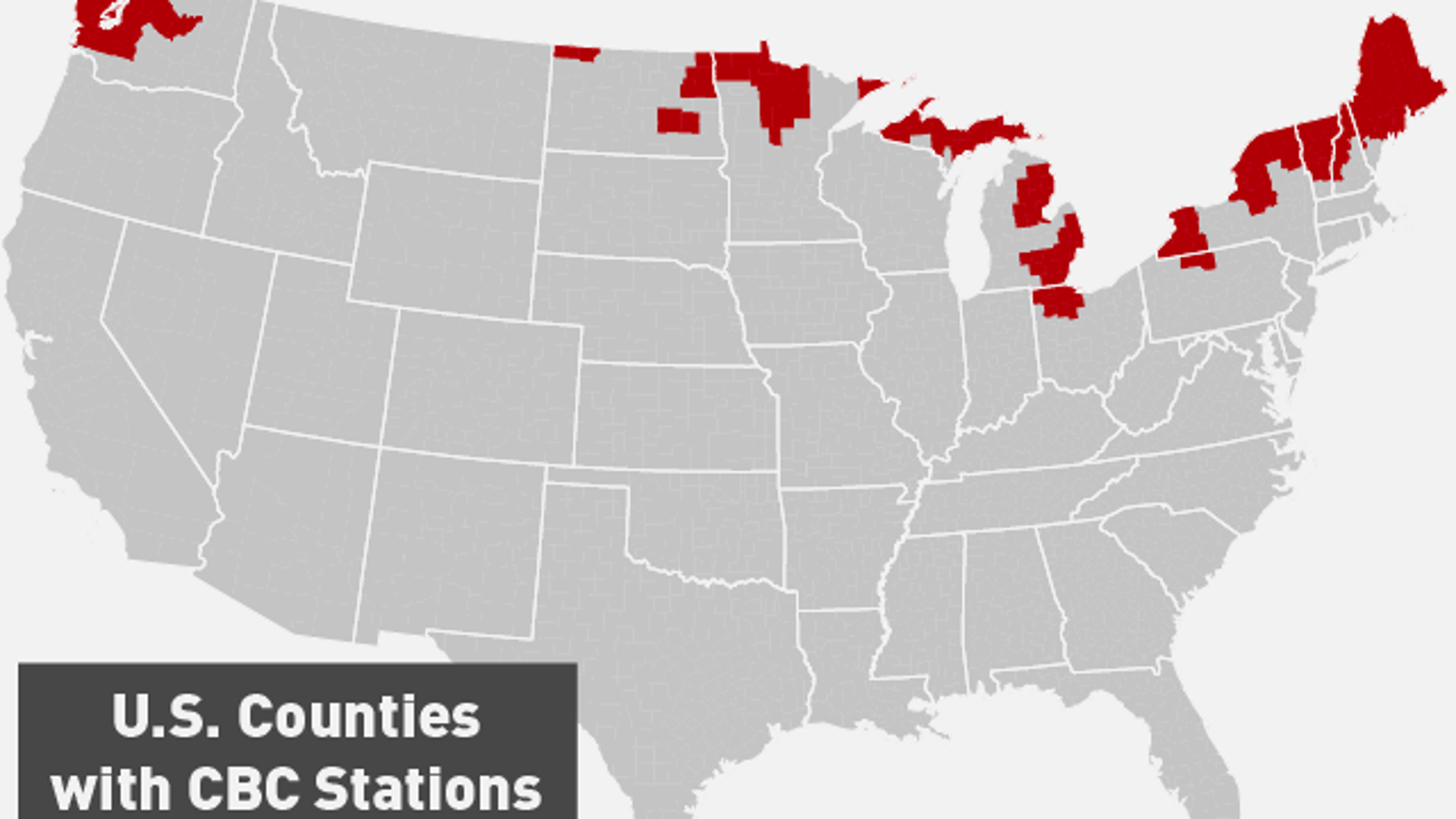 Cbc Map on