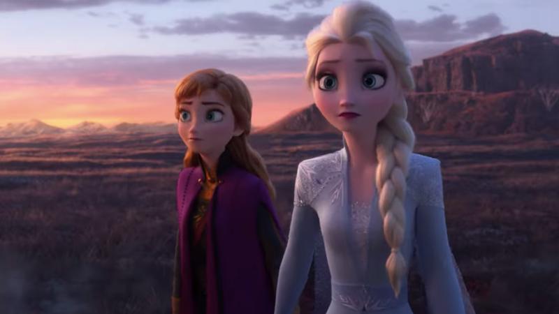 Illustration for article titled Disney drops new, not-so-frigid Frozen 2 trailer