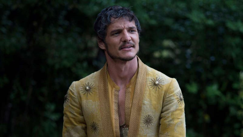 Pedro Pascal, seen here in Game of Thrones, is joining the Star Wars universe.