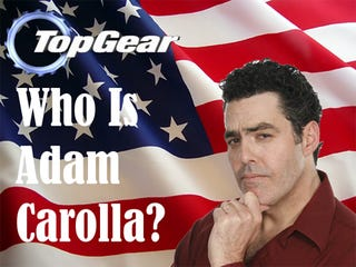 Illustration for article titled Who Is Adam Carolla?