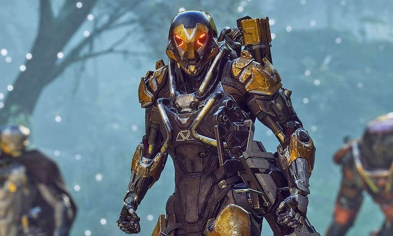 BioWare's Anthem Added To EA's Subscription Services