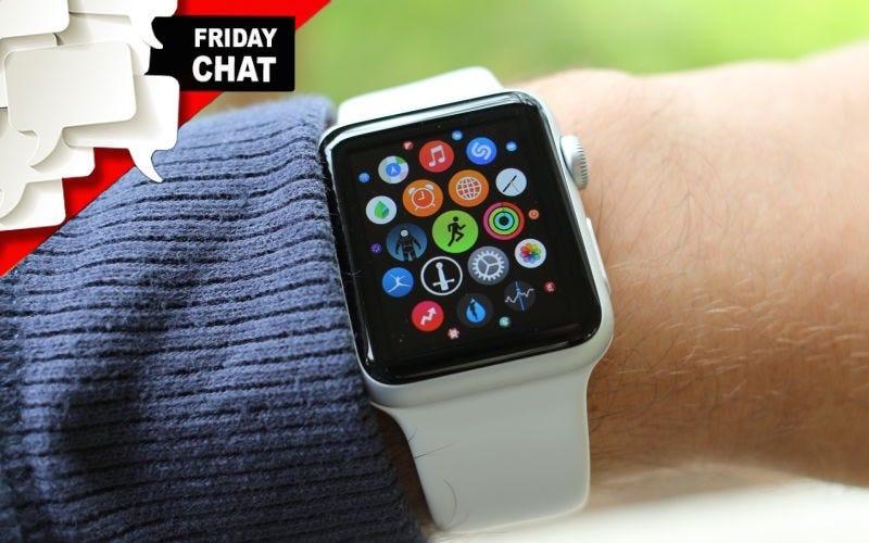 Smartwatches: ¿A favor o en contra?