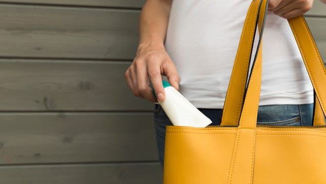 Keep Extra Bottles of Sunscreen Anywhere You Might Need Them