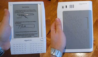 Illustration for article titled Amazon Kindle Hands-On and Questions Answered (Gallery)