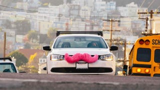 Illustration for article titled ​Lyft's NYC Ride-Sharing Launch Delayed After Restraining Order