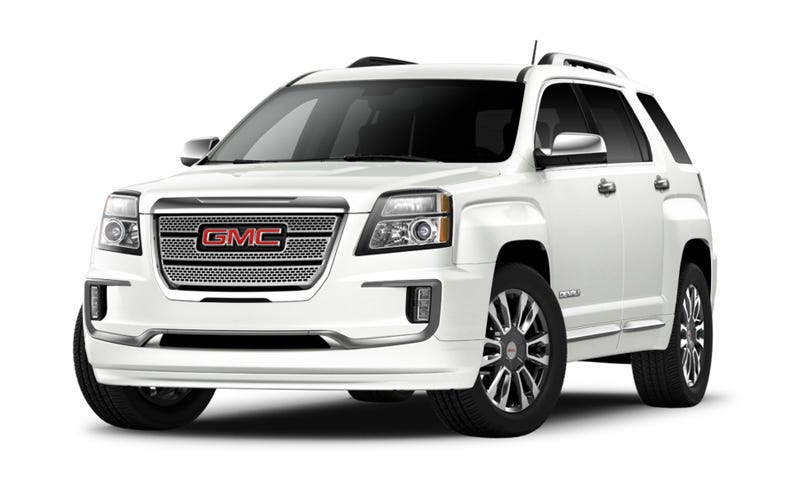 Illustration for article titled I have a GMC Terrain rental, AMA