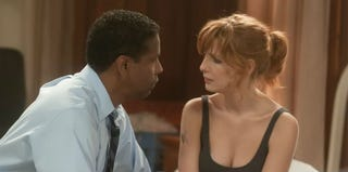 Denzel Washington and Kelly Reilly in Flight (Paramount Pictures)