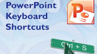 Illustration for article titled Learn All the PowerPoint Keyboard Shortcuts with This Free Guide