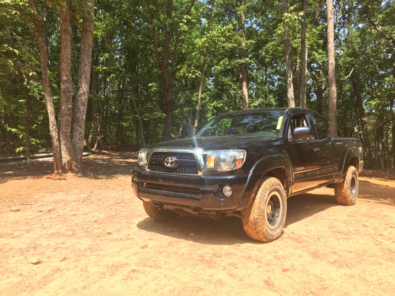 Illustration for article titled Uwharrie Off Road Trip Report