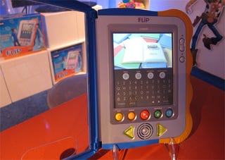 Illustration for article titled VTech Flip: The Ebook Reader Your Kids Never Knew They Wanted