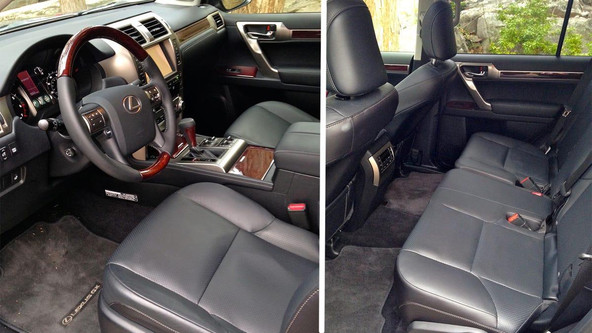2014 Lexus GX 460: The Truck Yeah! Review