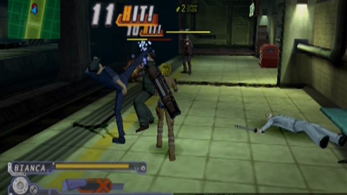 Cowboy Bebop on the PS2 is a Bad 3D Brawler, But a Decent