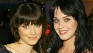 Illustration for article titled Controversial Photo Suggests Katy Perry & Zooey Deschanel Are Not The Same Person