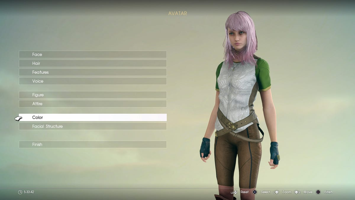 Players Are Creating Amazing Avatars For Final Fantasy XV's Multiplayer
