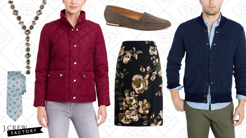 Extra 50% off sale styles with code FIFTY