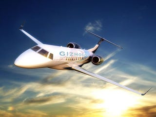Illustration for article titled Embraer and BMW Team Up for Luxo-Jets