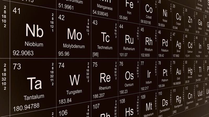 Is the periodic table the law or just a good suggestion this week on ask a physicist we have a doomsday twist is it possible to make strange new elements that could ultimately destroy the world or are you urtaz Choice Image